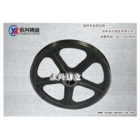 Cheap Elevator casting series service elevator main rope sheave for sale