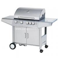 Cheap 4 Burners Stainless Steel Gas BBQ Grill for sale