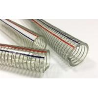 Buy cheap Industrial Hose Non Toxic PVC Steel Wire Reinforced Hose-JYM from wholesalers