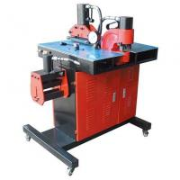 Buy cheap DHY-150 10X150mm portable busbar machine from wholesalers