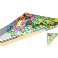 Buy cheap Children Indoor Playground Set with Ball Pool from wholesalers