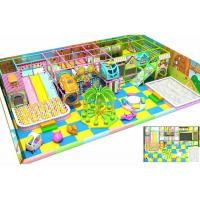 Buy cheap Indoor Playground Naughty Castle from wholesalers