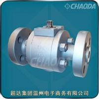 Buy cheap Flanged High Pressure Forged Ball Valve from wholesalers