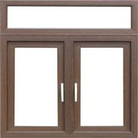 Buy cheap Grill Design Aluminum Sliding Windows from wholesalers
