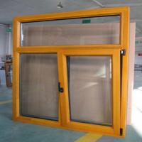 Buy cheap UPVC Sliding Windows with Touch Lock from wholesalers