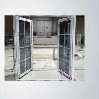 Buy cheap Champagne Color Aluminum Sliding Windows from wholesalers