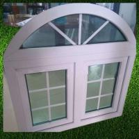 Buy cheap Aluminum Sliding Window in Beige Color from wholesalers