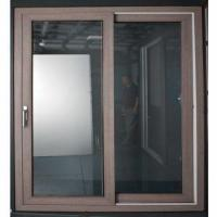 Buy cheap Wooden Grain Tilt and Turn Aluminum Windows from wholesalers