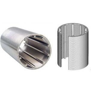 Quality Stainless Steel SS304 Wedge Wire Filter Cartridges wholesale
