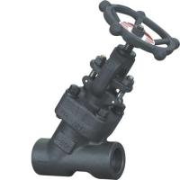 Cheap Y Type Butt Welded Globe Valve for sale