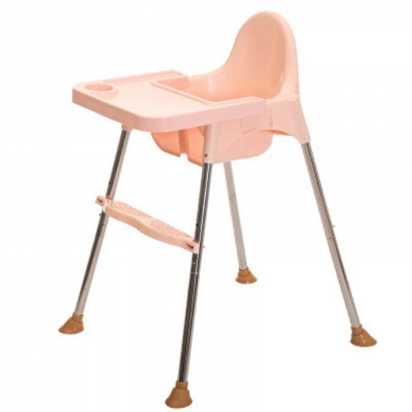 China economic simple baby highchair for sale