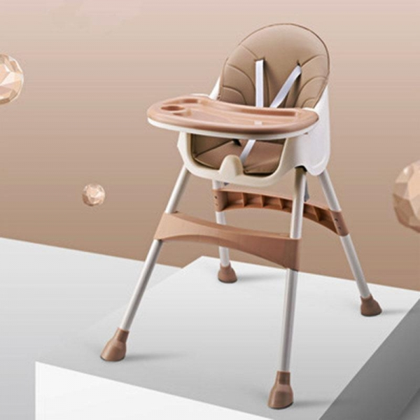 China Comfortable baby highchair with low price