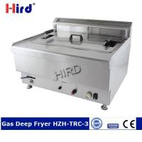 Buy cheap Gas Deep Fryer for Professional deep fat fryer with Deep fry from wholesalers