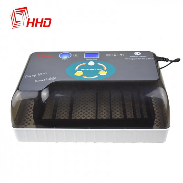 China HHD Newest model automatic 12 eggs incubator for sale