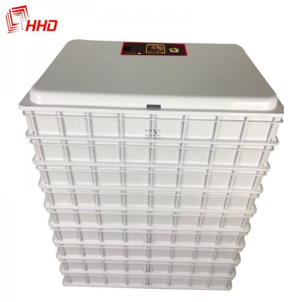 China H1200 chicken eggs incubator and hatcher for sale