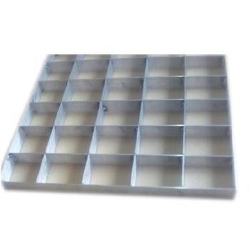 China Steel Structure Fabrication use galvanized steel grating manufacturer