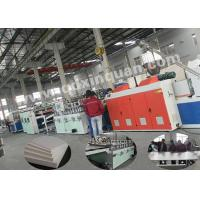 Buy cheap PVC and WPC Crust Foamed Board Production Line from wholesalers