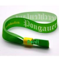 Buy cheap Custom Outdoor events Woven Fabric Wristbands/bracelet from wholesalers