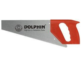"""China Hacksaw Blades DOLPHIN"""" Hand Saw With Plastic Handle"""