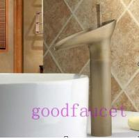 Buy cheap Ceramic knobs/pulls Model: Antique Brass Faucet-461| from wholesalers