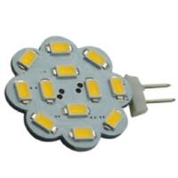 Buy cheap U-G4-12SMD5630-WD G4 & G9 lamp from wholesalers
