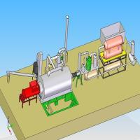 Cheap Semi-Continuous Tyre Pyrolysis Plant for sale