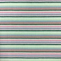 Buy cheap 2 2 cotton elastic auto-large yarn dyed stripes rib from wholesalers