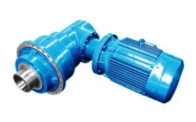China Planetary Reduction Gearbox