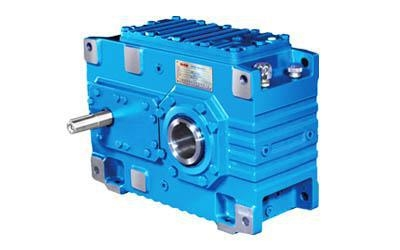 China Parallel Shaft Helical GearBox