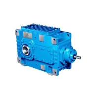 Buy cheap Helical Bevel Industrial Gearbox from wholesalers