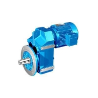 Cheap Parallel Shaft Helical Gearmotor for sale