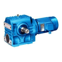 Cheap Worm Helical Gearmotor for sale