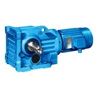 Cheap Helical Bevel Geared Motor for sale