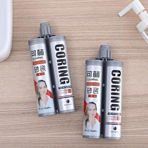 China EPOXY TILE JOINTS ADHESIVE SILVER GREY