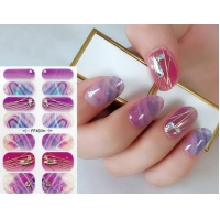 Buy cheap Glass Diomond 3D Nail Stickers from wholesalers