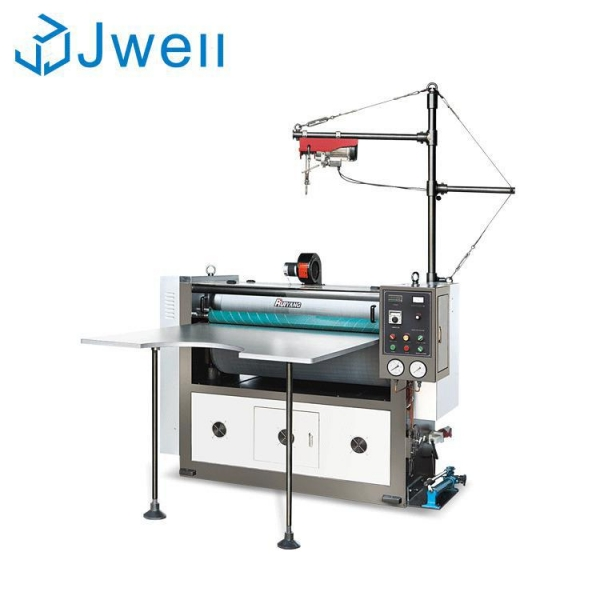 China YW Sheet-fed paper embossing machine
