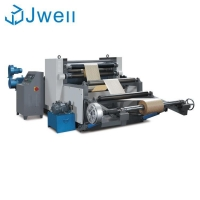 Buy cheap YWJ Roll to roll paper embossing machine from wholesalers