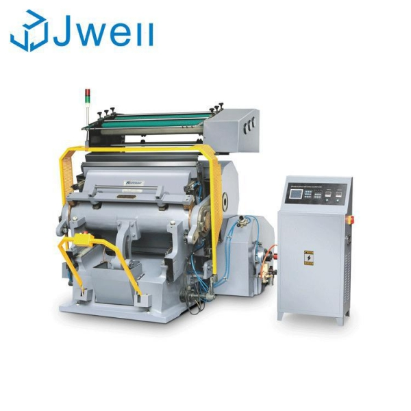 China TYMB Manual die cutting machine with foil attachment