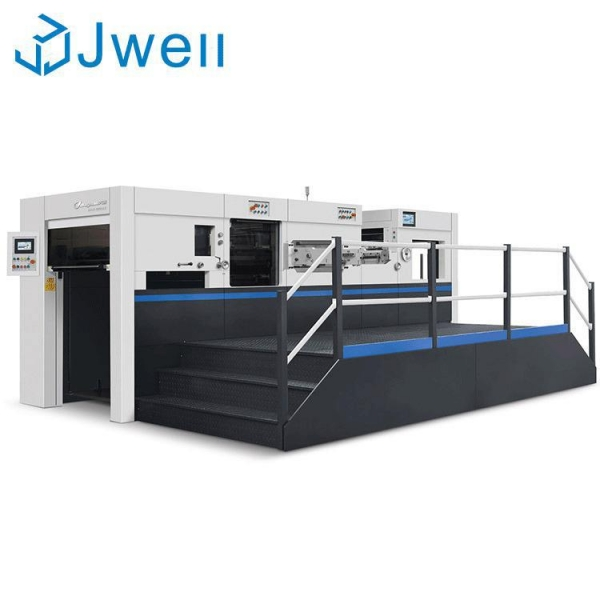 China Automatic die cutting and creasing machine(1050mm Germany))
