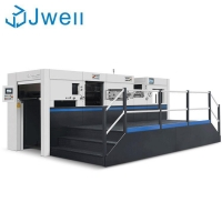 Buy cheap Automatic die cutting and creasing machine(1050mm Germany)) from wholesalers