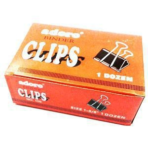 China Adoro Double Clips 32 mm Box