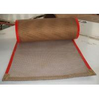 China PTFE Coated Glass Fiber Mesh on sale