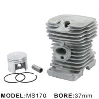 Buy cheap Nikasil Chainsaw Cylinder Kit for Stihl MS170 from wholesalers