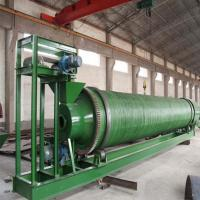 Buy cheap HZG Series Rotating Barrel Dryer from wholesalers