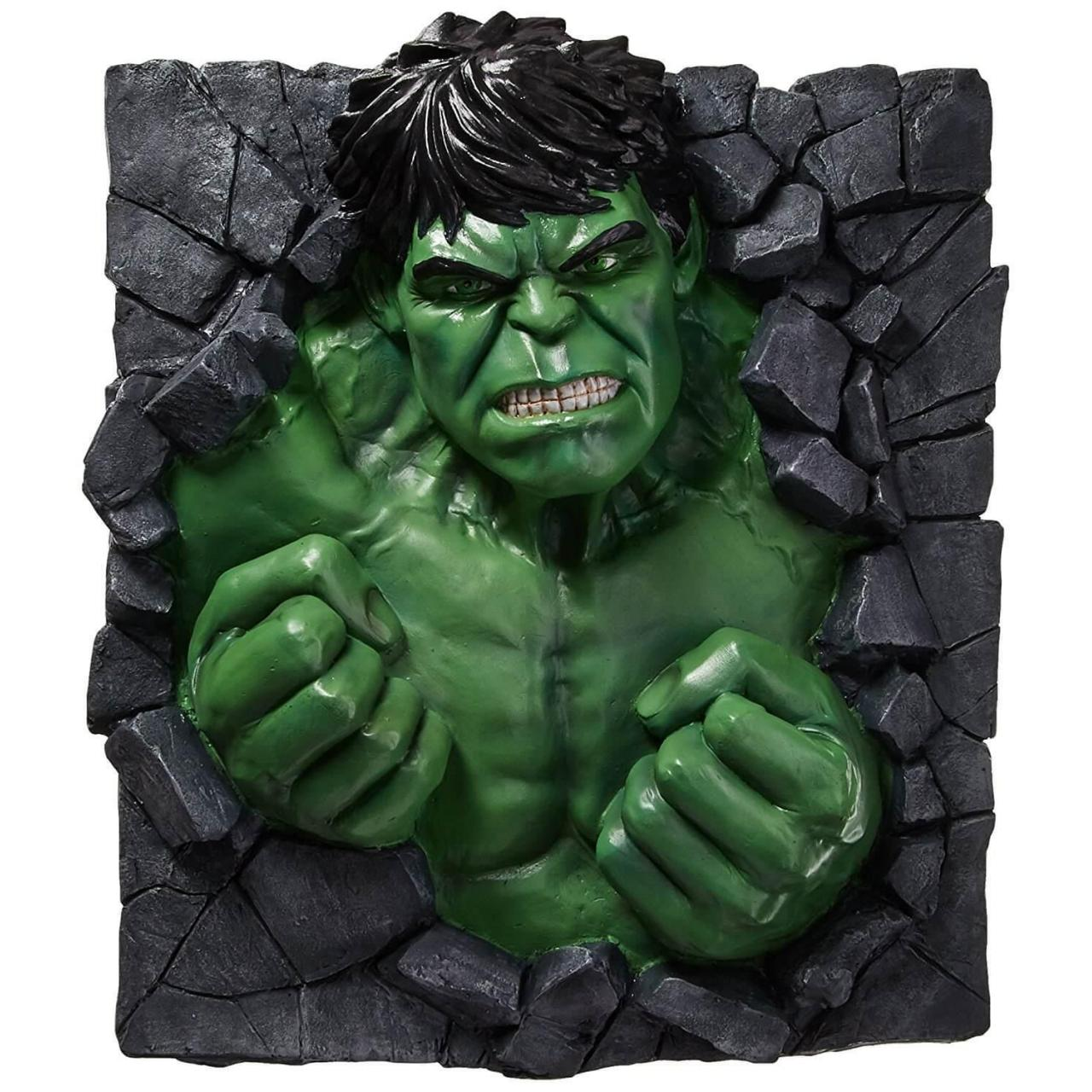 Buy cheap craft and craft Rubie's Marvel Universe Hulk wall breaker Decor from wholesalers