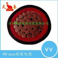 Insulated cable VV cable