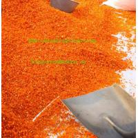 Buy cheap Opaque orange glass chips,glass cullet from wholesalers