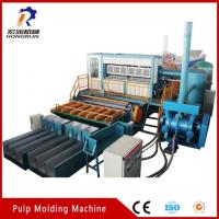 Buy cheap Egg Carton Machine Waste Paper Recycling Egg Carton Machine from wholesalers