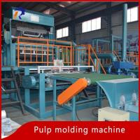 China Pulp Molding Machine Pulp Moulded Machinery on sale