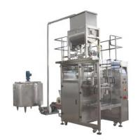 Pouch forming packing machine